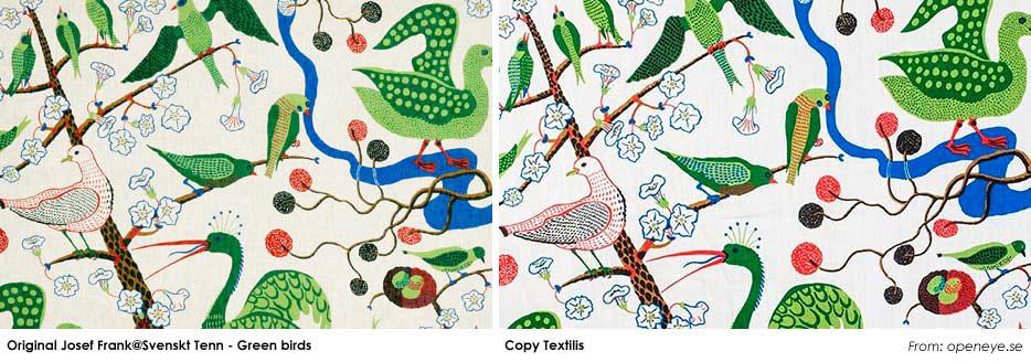 Josef-Frank-vs-Textilis