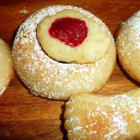 Financiers cookies