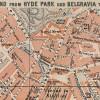 Belgravia gammal karta