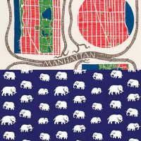 Josef Frank - Manhattan and elephant