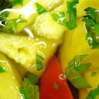 picklad ananas