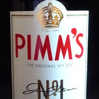 Pimm's No 1 Cup