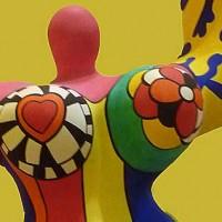 Niki de Saint Phalle - Angeluminaire